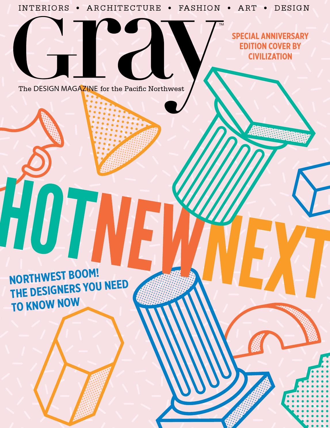 GRAY No. 19 by GRAY magazine - issuu