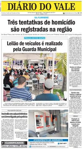 f4d0e3f44ff 7518 diario segunda feira 15 12 2014 by Diário do Vale - issuu