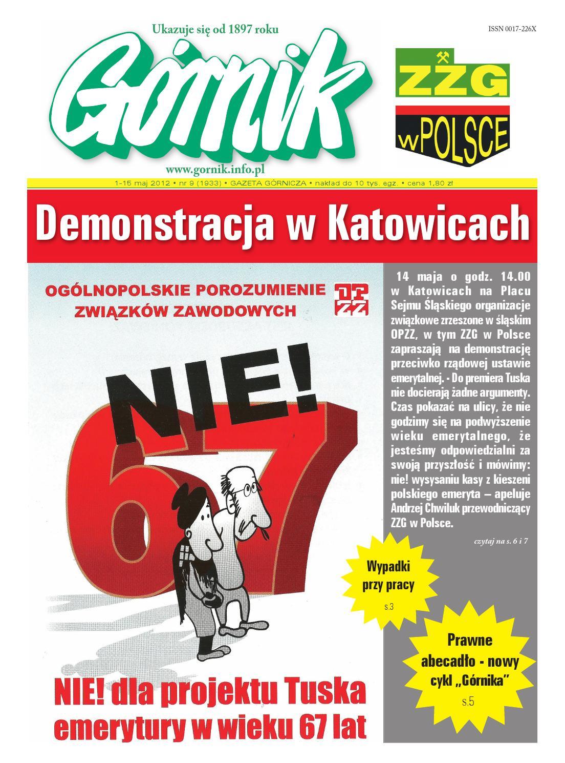 Gornik 9 2012 By Górnik Issuu