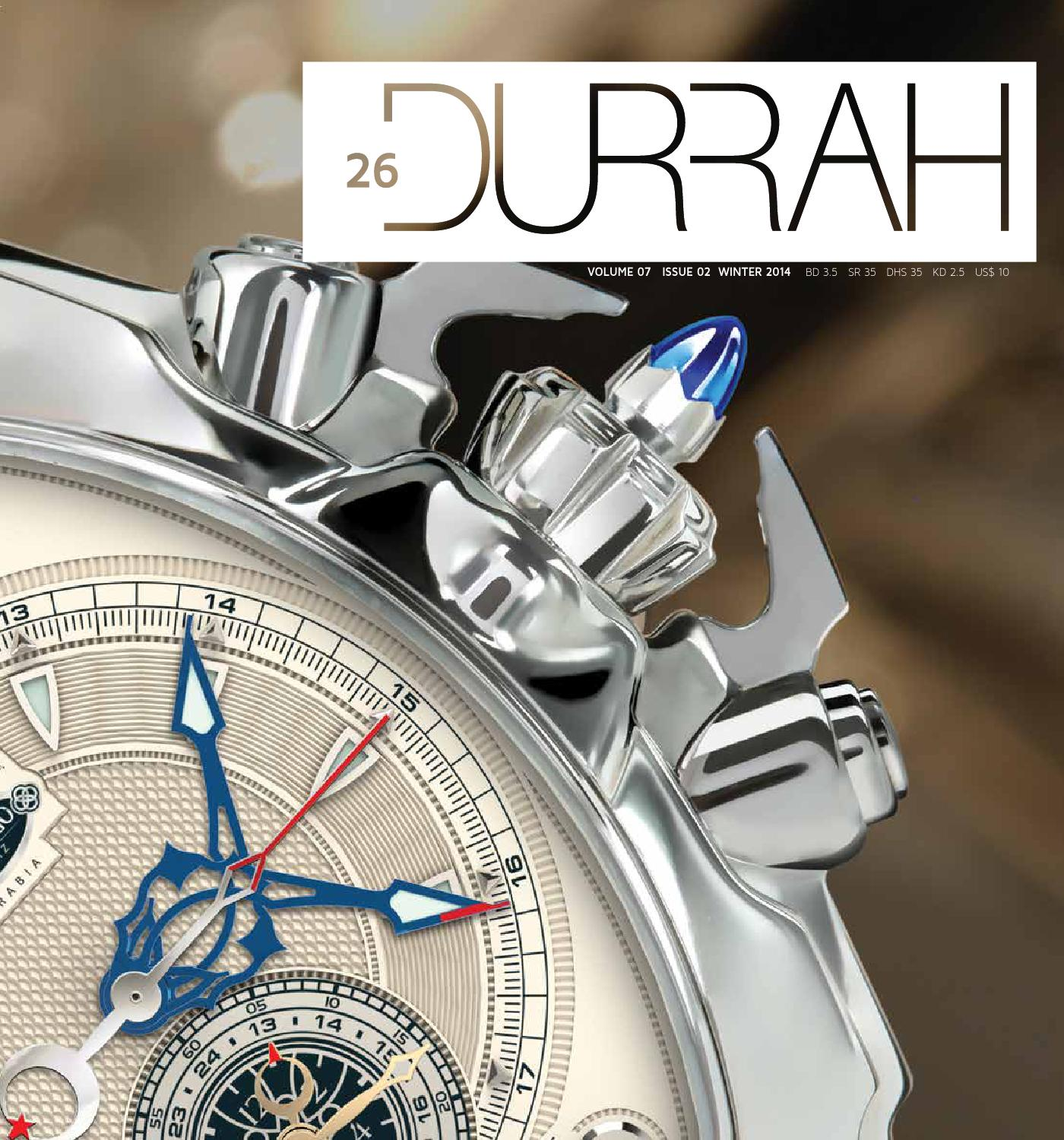 81cd9a7bf83 Durrah issue 26 by Durrah Luxury - issuu
