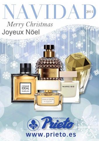 983c4f564 Catálogo de regalos de Navidad. by Perfumeria Prieto - issuu