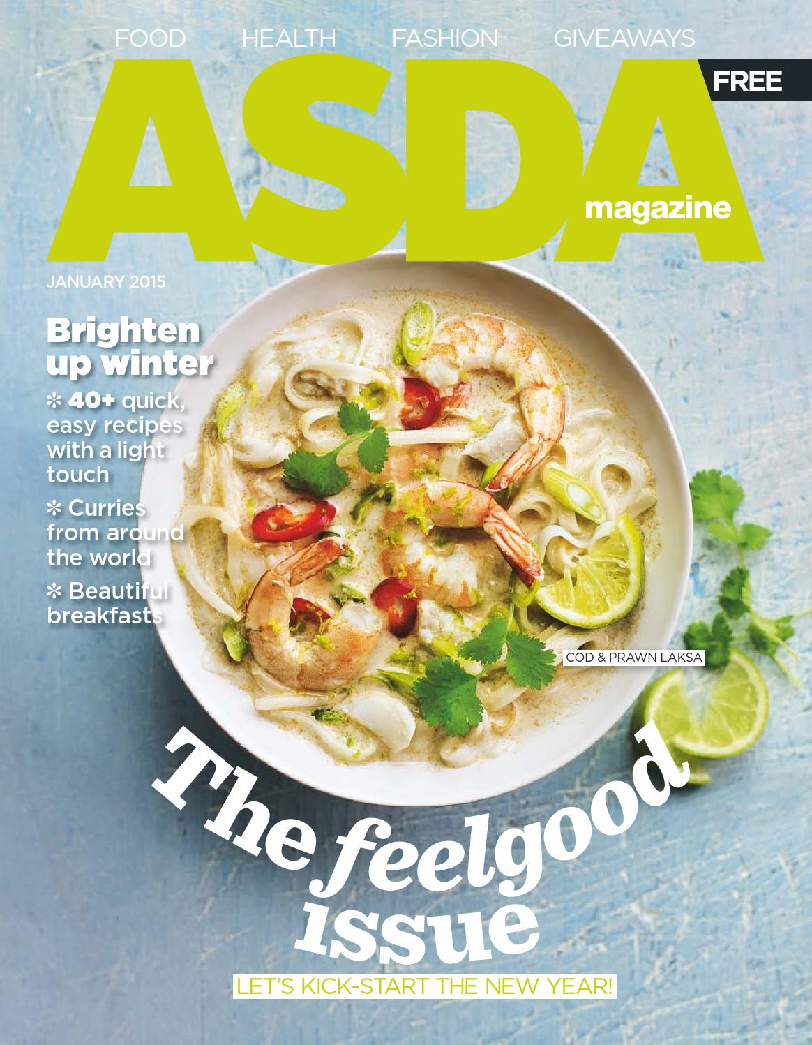 Asda magazine january 2015 by asda issuu forumfinder Images