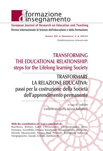Trasformare la relazione educativa by pensa multimedia issuu page 1 fandeluxe Choice Image