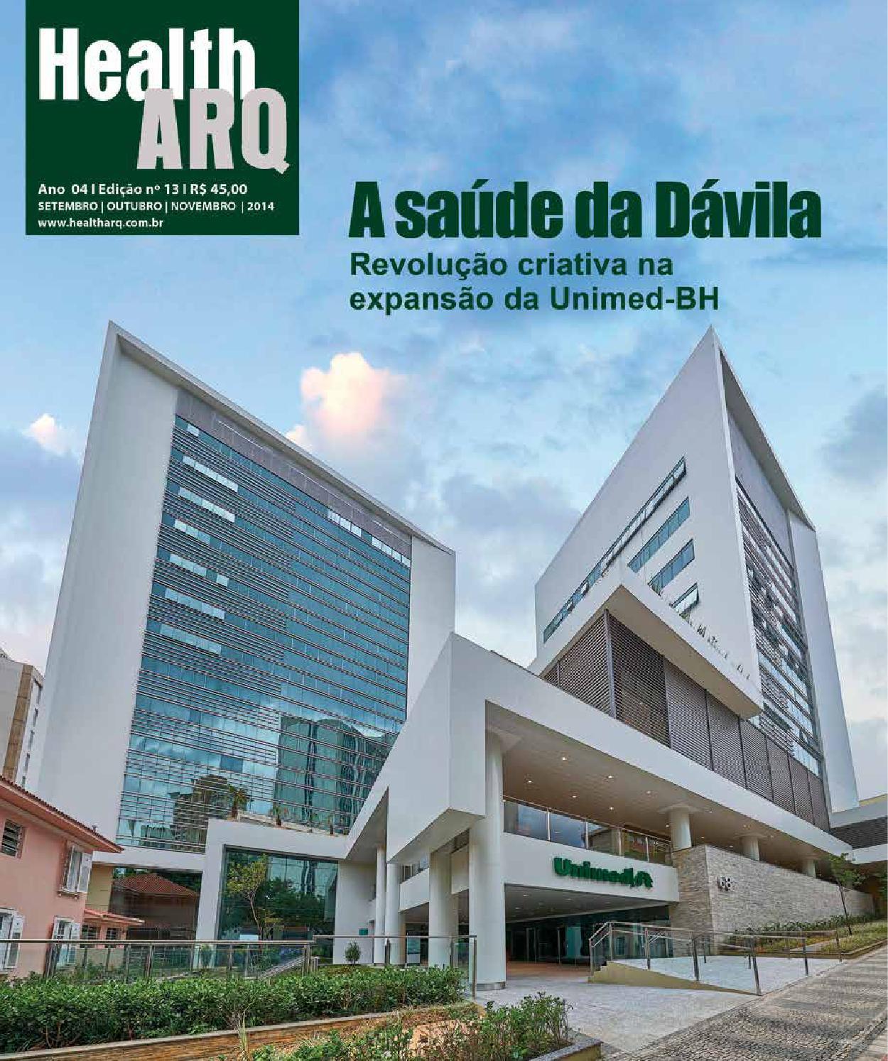 HealthARQ 13ª Edição by Grupo Mídia - issuu 27e1b59f6cdcf