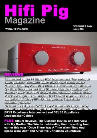 Hifi Pig Magazine December