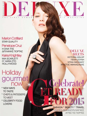 DELUXE DECEMBER 14 - JANUARY 15 by Deluxe Magazine - issuu 80fcec1cb26