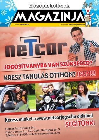 "Cover of ""2014 december gyor"""