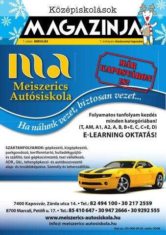 "Cover of ""2014 december kaposvar"""