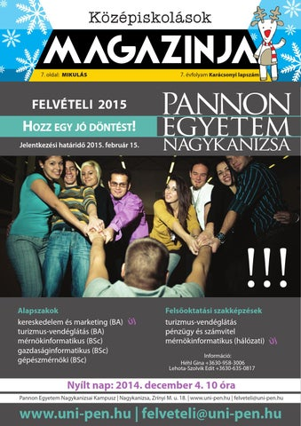 "Cover of ""2014 december zalaegerszeg"""