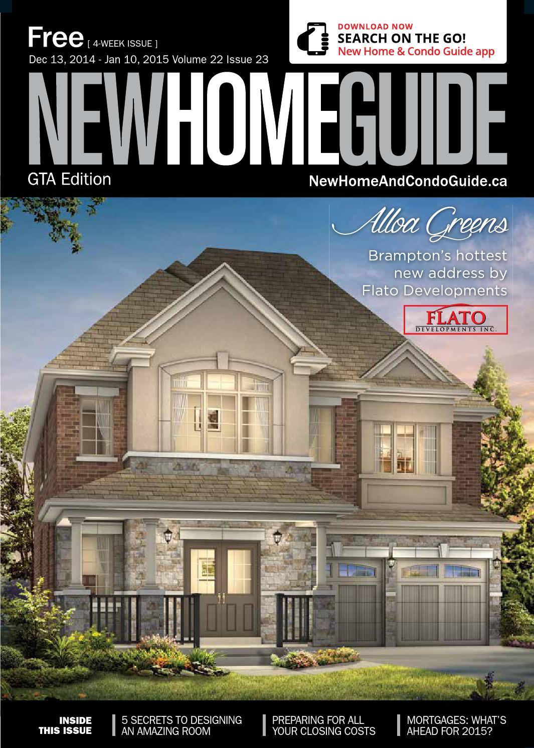 GTA New Home Guide Dec
