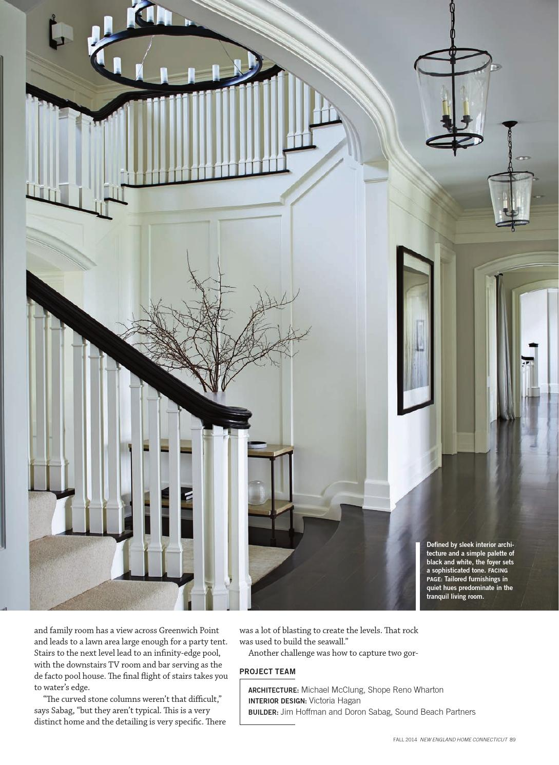 Connecticut Fall 2014 by New England Home Magazine LLC - issuu