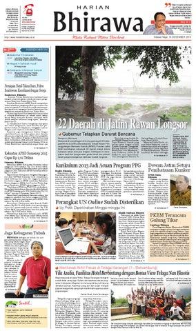 harian bhirawa edisi 16 desember 2014 by harian bhirawa