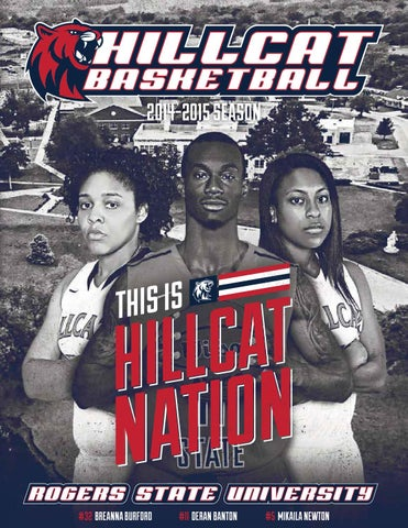 2014-15 Rogers State University Basketball Media Guide by RSU
