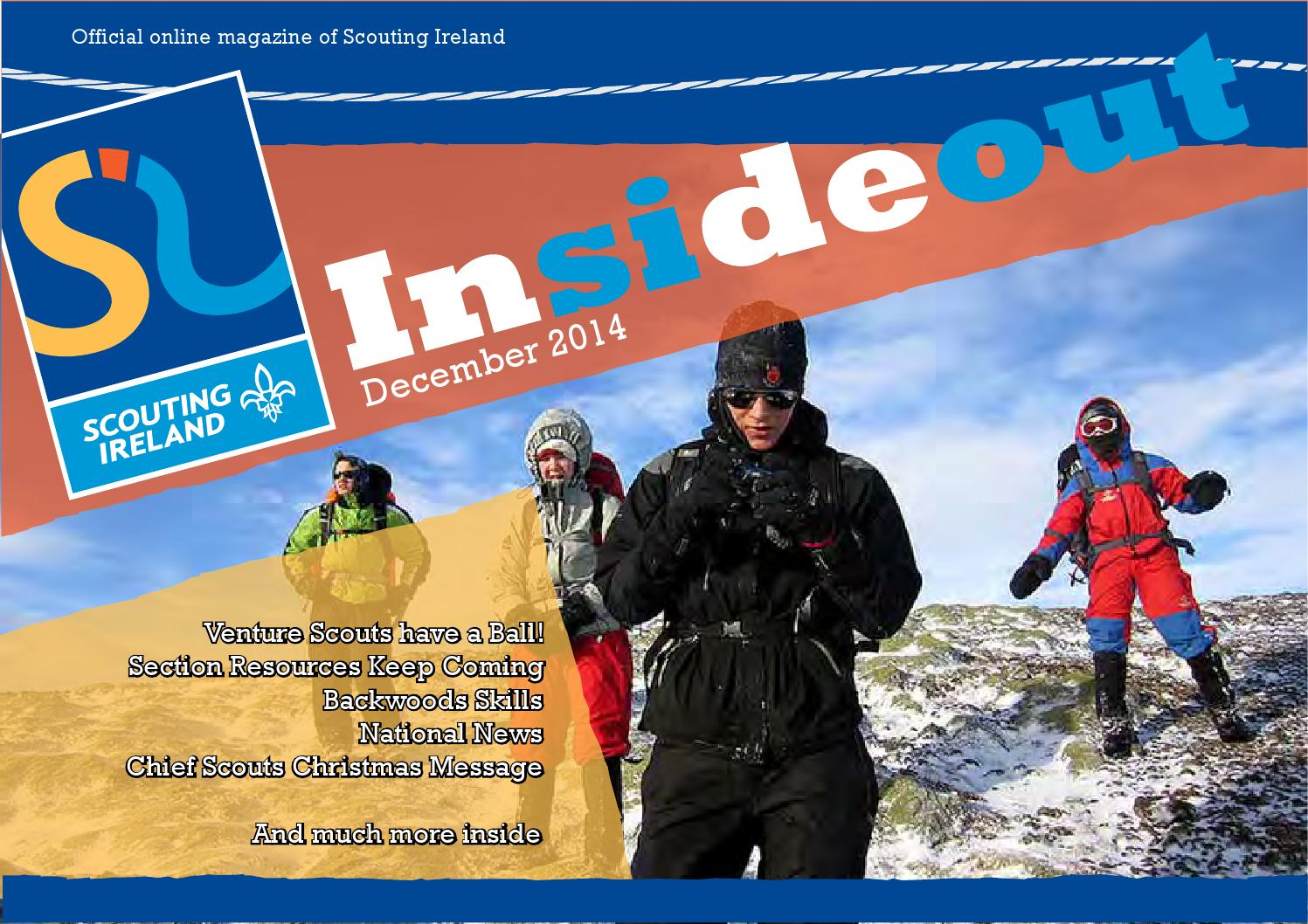 Issue 59 Inside Out by Scouting Ireland - issuu