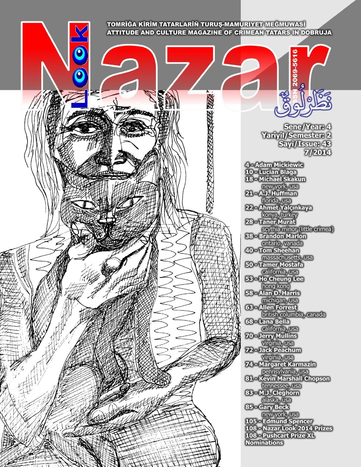 The magic and meaning of the name Nazar