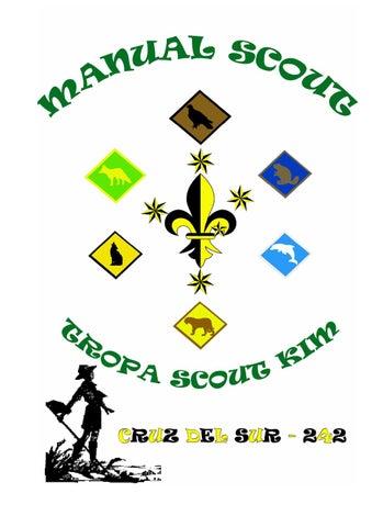 Manual scout 2014 by Óscar Martínez Murcia - issuu