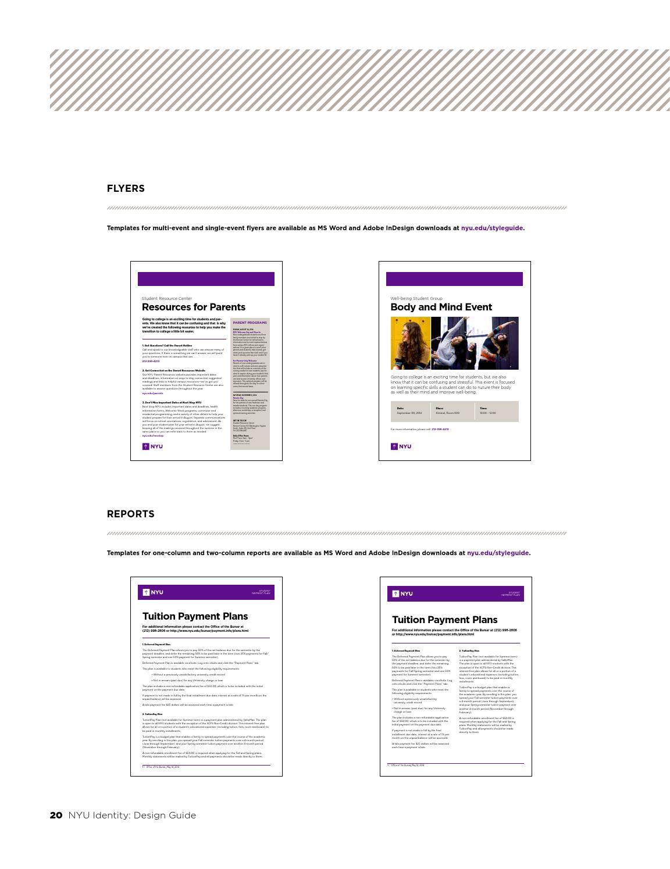 NYU Identity Design Guide 121514 by New York University - issuu