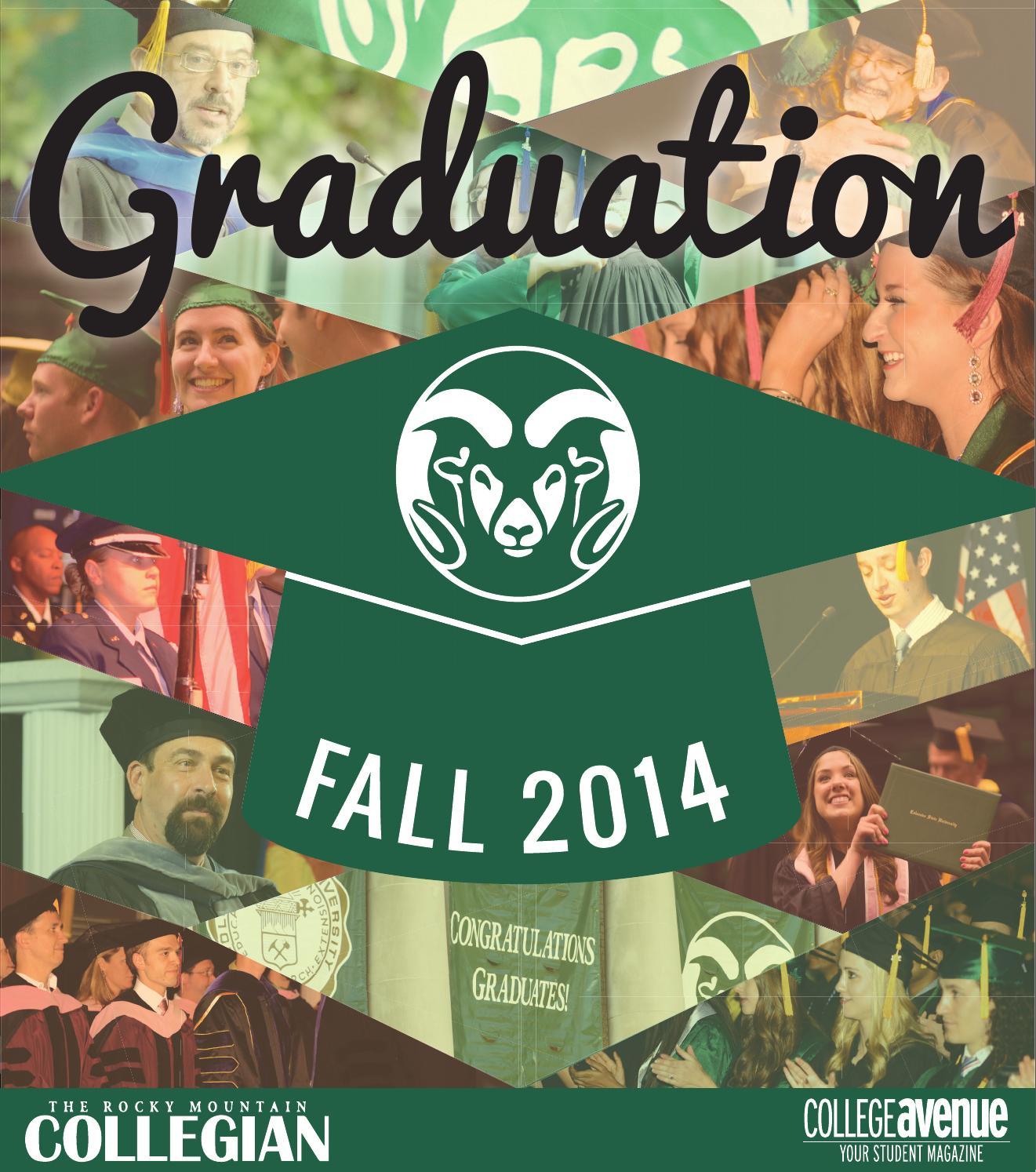 Colorado State Graduation Guide