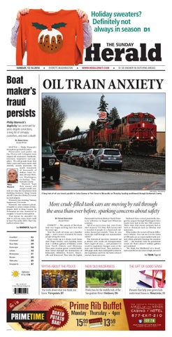Everett daily herald december 14 2014 by sound publishing issuu page 1 fandeluxe Images