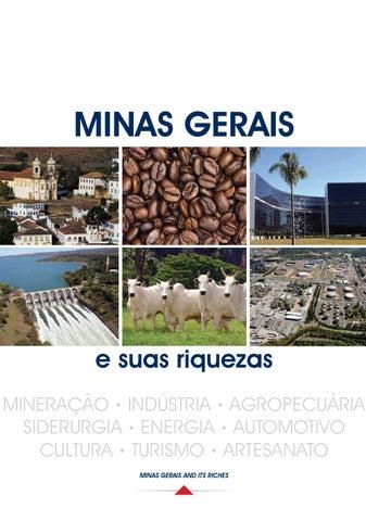 71e74f86b Livro Minas Gerais e suas riquezas by Daniela César - issuu