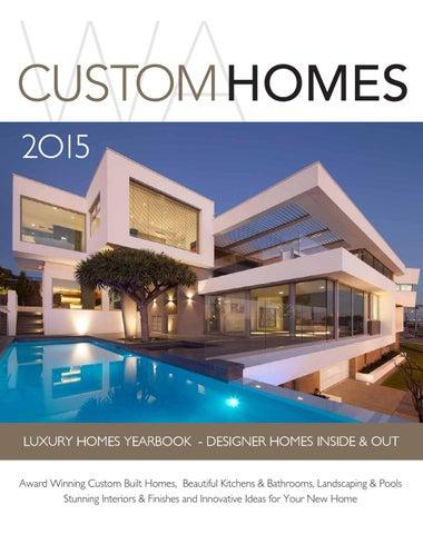 wa custom homes 2015 rh issuu com