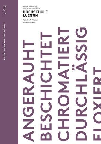 Innenarchitektur Arbeitsmarkt jahrbuch innenarchitektur 2012 2013 by hochschule luzern issuu