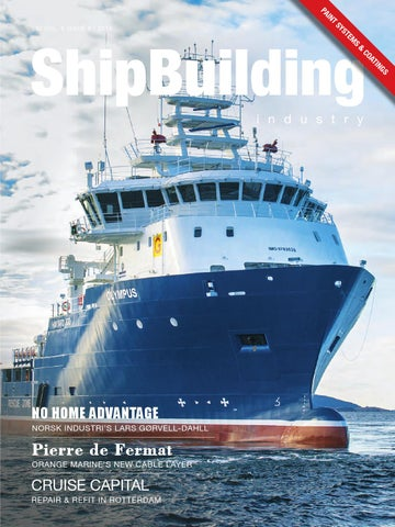 ShipBuilding Industry Vol8 No6 By Yellow Finch Publishers