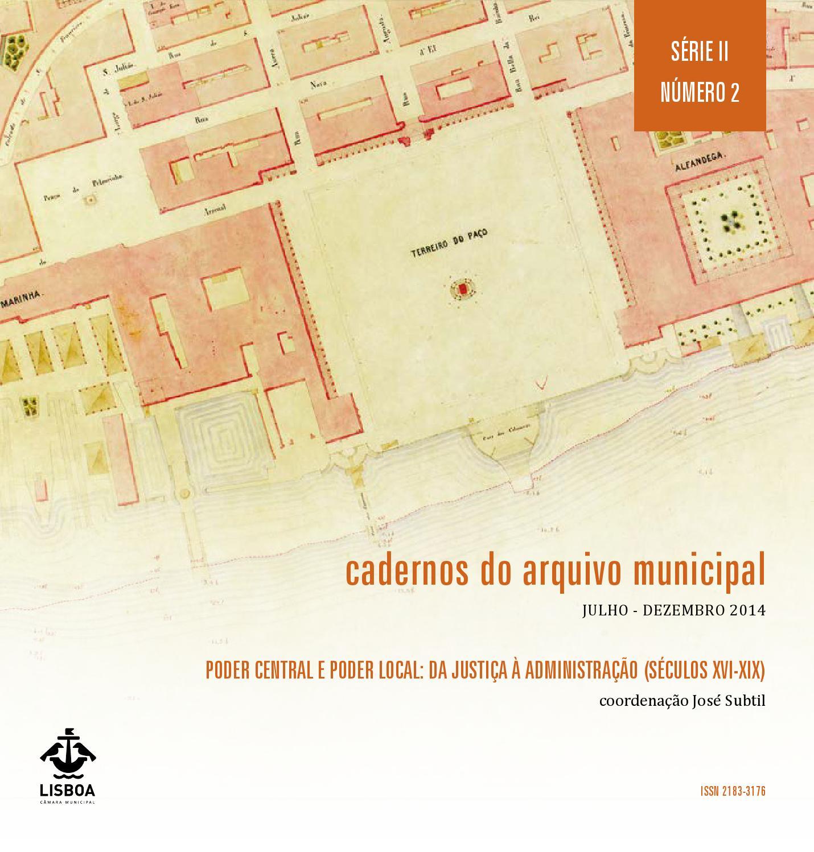 Cadernos Arquivo Municipal 02 jul a dez 2014 by Câmara Municipal de Lisboa  - issuu 2e334e533c