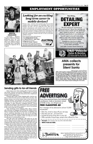 December 16 2014 camrose booster by the camrose booster issuu the camrose booster december 16 2014 page 49 publicscrutiny Image collections