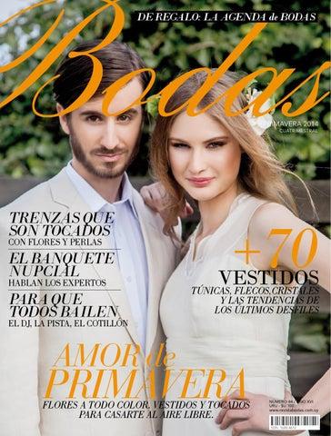 Revista bodas primavera 2014 nº44 by bodas - issuu ac73a76b378