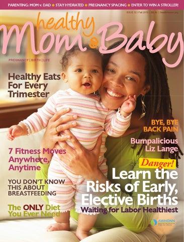ec8ee38f1625 Healthy Mom Baby  Issue 12 by Healthy Mom Baby - issuu