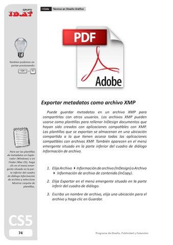 Indesign Cs6 Manual Pdf