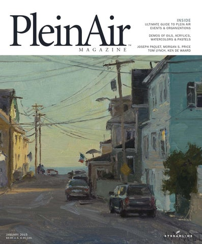 Pleinair Decemberjanuary 2014 15 By Streamline Publishing Issuu