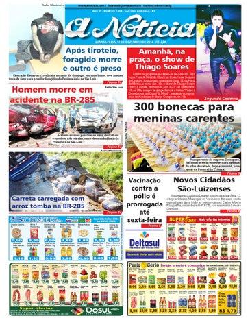 b1090f1cf3e Edição do dia 17 de Dezembro de 2014 by Jornal A Notícia - issuu