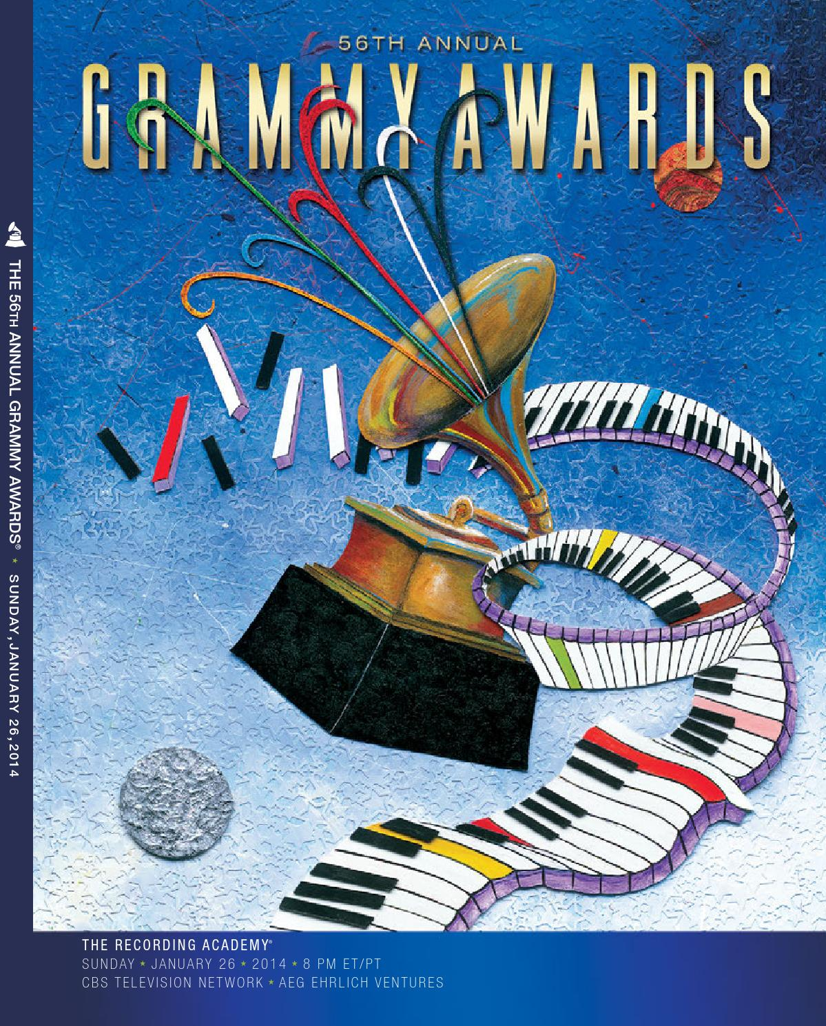 56th Grammy Awards By Fx Group Issuu