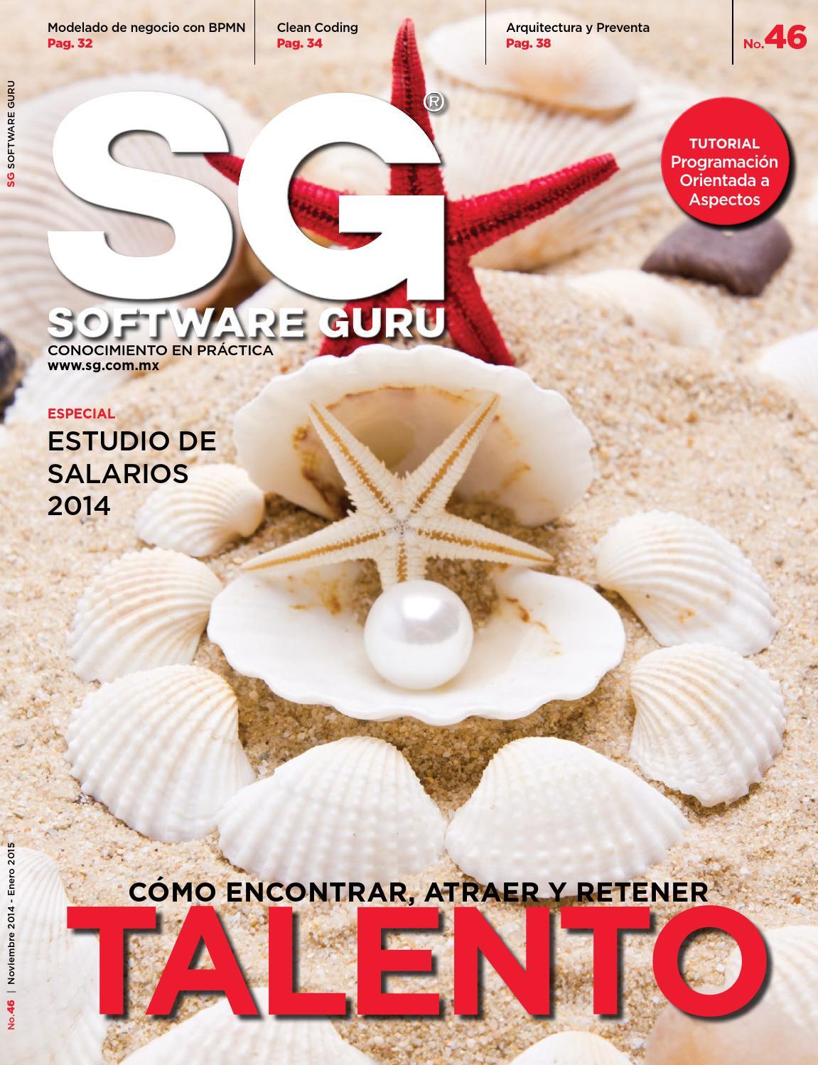 SG Software Guru #46 by Revista Software Guru - issuu