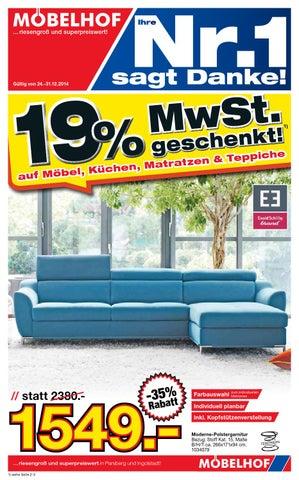 Moebelhof Prospekt Kw50 2014 By Perspektive Werbeagentur Issuu