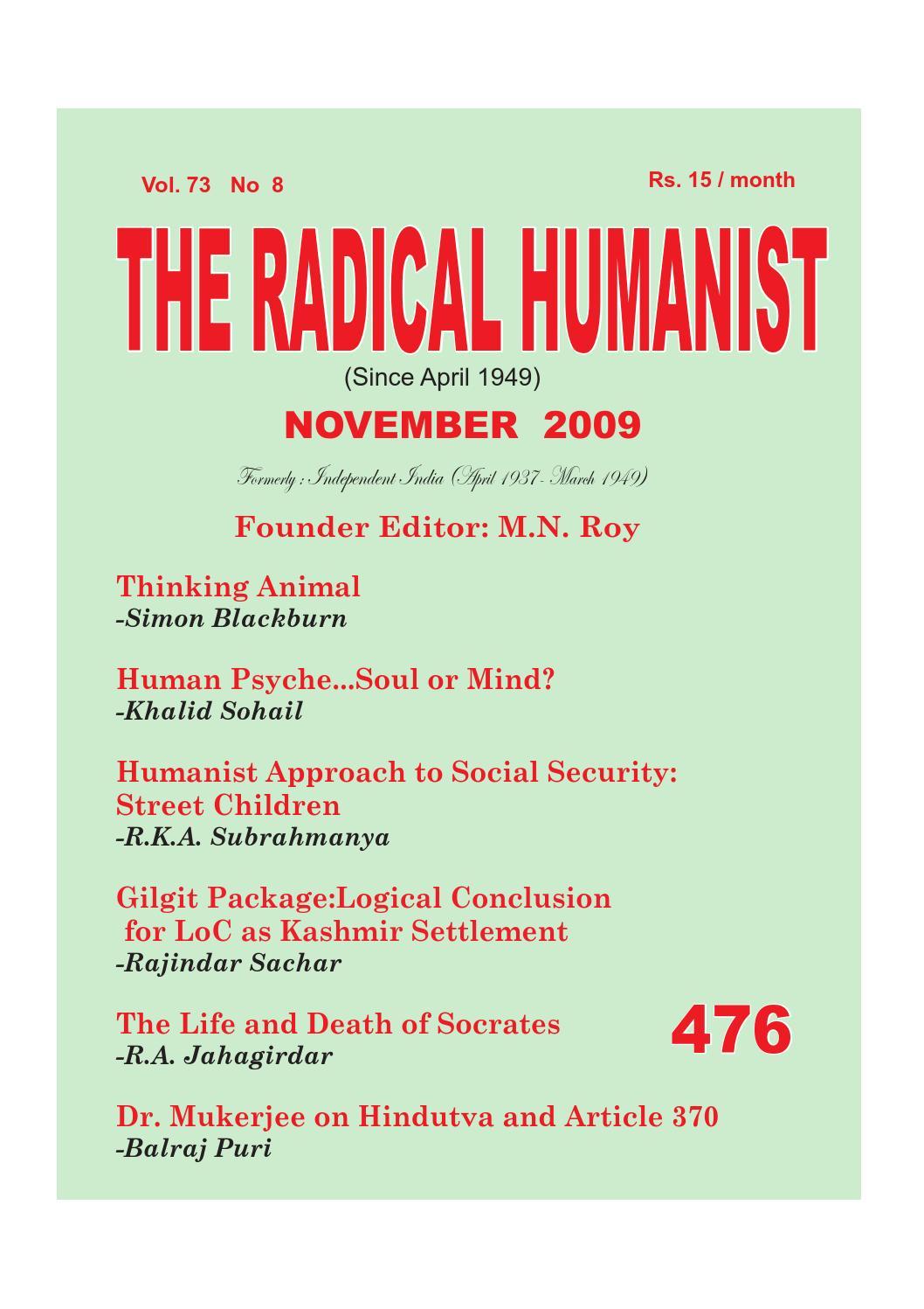 Nov 2009 rh by EDITOR: REKHA SARASWAT - issuu
