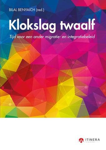 Klokslag Twaalf Boek By Itinera Issuu