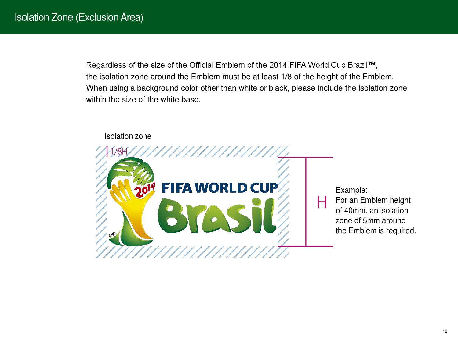 c84f759c47a 2014 FIFA World Cup Brazil Packaging Design Guidelines by LOGOBR - issuu