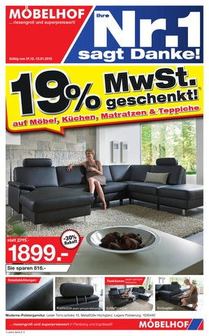 moebelhof prospekt 01 2015 by perspektive werbeagentur issuu. Black Bedroom Furniture Sets. Home Design Ideas