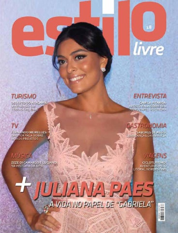 1e116a53f83 Edicao18 by Revista Estilo Livre - issuu