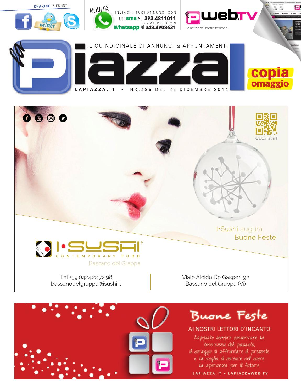 Lapiazzaonline486 by la Piazza di Cavazzin Daniele - issuu 7691d2582d2