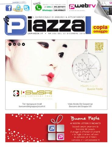 Lapiazzaonline486 by la Piazza di Cavazzin Daniele - issuu 9497d57bfb5