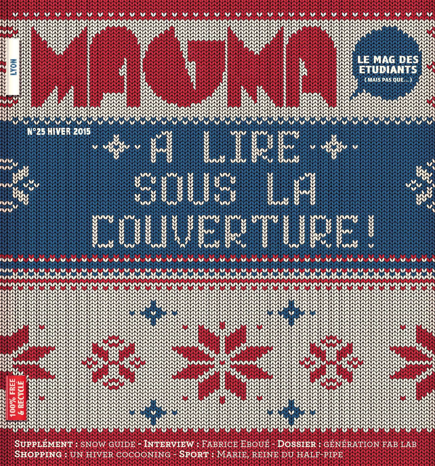 Magma 25 - Hiver 2015 - Edition Lyon by Fabien Sunmed - issuu 191a7346df5