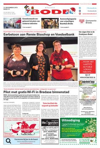Poekie Servies Kopen.Bredase Bode 17 12 2014 By Uitgeverij De Bode Issuu