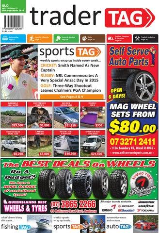 c4c502031e7 TraderTAG Queensland - Edition 51 - 2014 by TraderTAG Design - issuu