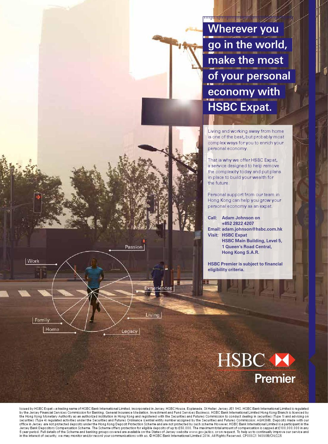 Britain in Hong Kong Dec 2014 - Feb 2015 by The British
