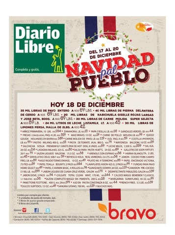 33ade7f91 Diariolibre4130 by Diario Libre - issuu