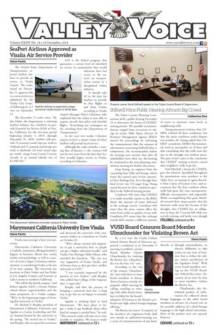 265ca07a073b39 Valley Voice Issue 35 (18 December, 2014) by Valley Voice - issuu